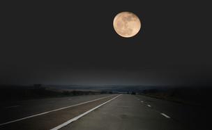 כביש חשוך (אילוסטרציה: kateafter | Shutterstock.com )