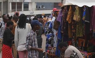 """""""לא מכירים את הקרן החדשה"""", רואנדה (צילום: החדשות)"""