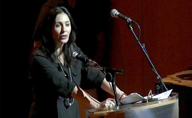 """""""ביטוי של התרבות הישראלית"""", רגב (צילום: חדשות 2)"""