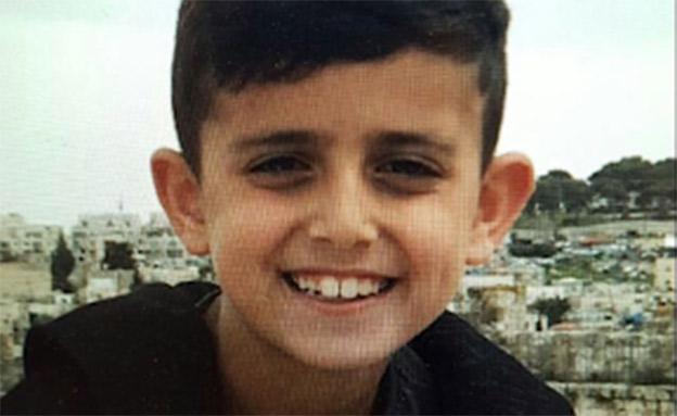 הילד שנמצא, אליאור אליהו (צילום: דוברות המשטרה)