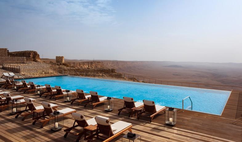 מלון בראשית (צילום: אסף פינצ'וק)