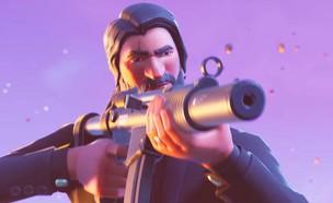 המשחק Fortnite (צילום: צילום מסך)