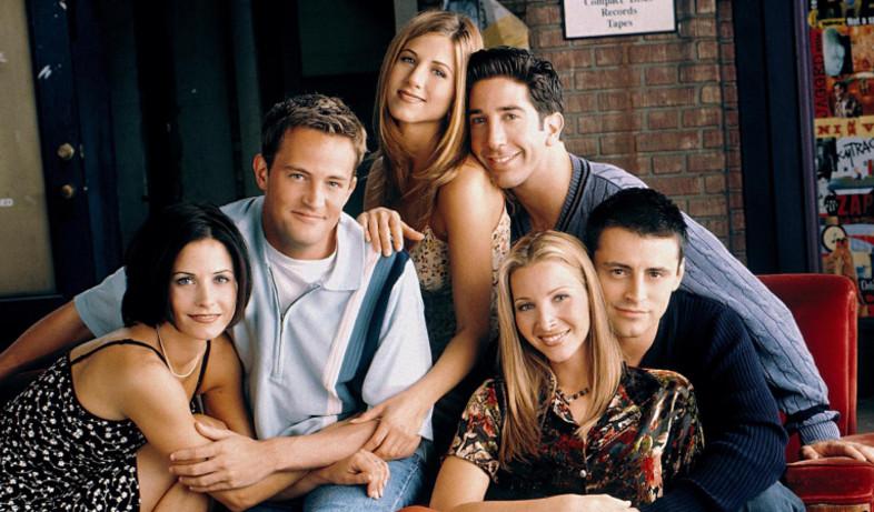 חברים (צילום: NBC)