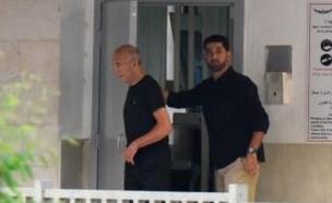 אולמרט משתחרר מהכלא, ארכיון (צילום: ראובן קסטרו, וואלה ניוז)