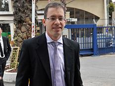 ירון קוסטליץ, פרקליטו של מתן דהן (צילום: Yossi Zamir/Flash90)