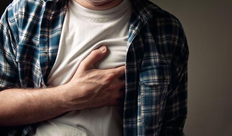 התקף לב (צילום: Shutterstock)