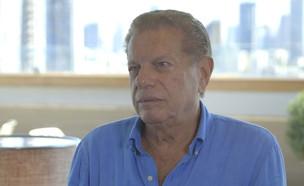 """מייק בורשטיין בראיון ל""""אנשים"""" (צילום: מתוך אנשים, שידורי קשת)"""
