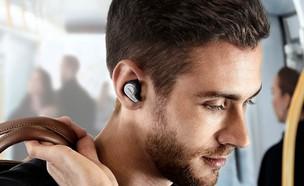 אוזניות Jabra Elite (צילום: יחסי ציבור)