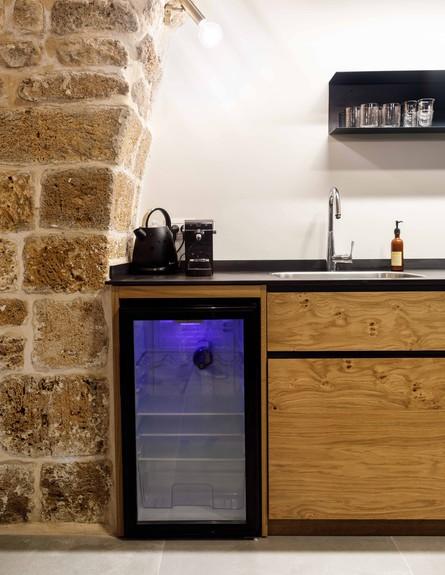 בית אבן, ג, עיצוב מיכל מטלון, מטבח (צילום: אורית ארנון)