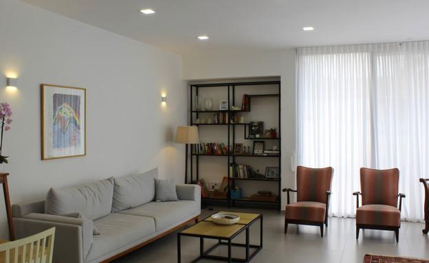 ספות, עיצוב-דנה מורן (צילום: דנה מורן)