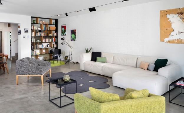 ספות, עיצוב מאיה שיינברגר (צילום: שי אפשטיין)