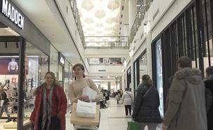 """""""התסביך הפולני"""": בין הגטו לקניות (צילום: החדשות)"""