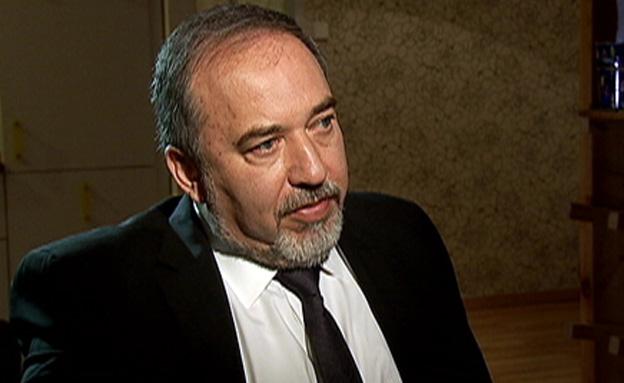 ליברמן לחמאס: תדאגו לתושבי עזה (צילום: חדשות 2)