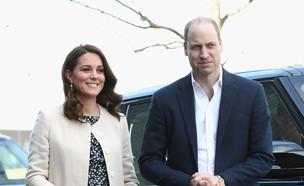 הנסיך ויליאם, קייט מידלטון (צילום: getty images)