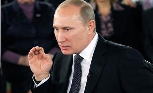 רוסיה מזהירה את המערב (צילום: AP)