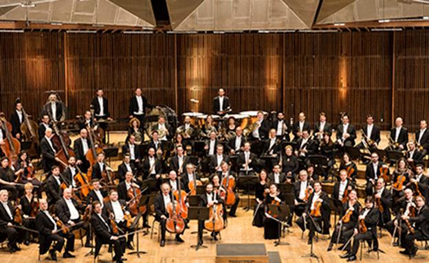 התזמורת הפילהרמונית הישראלית (צילום: עודד אנטמן)