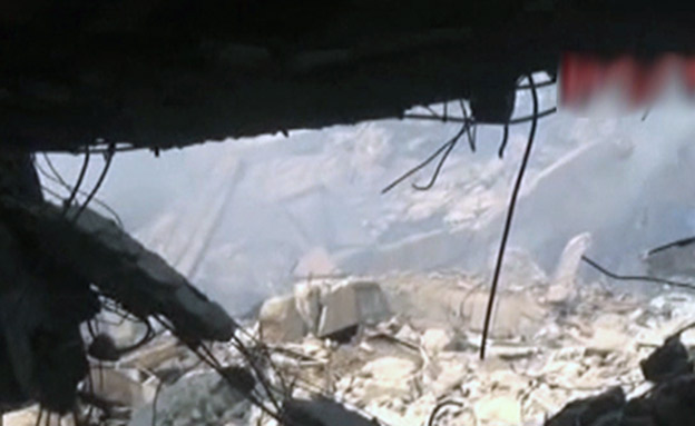 ההרס בסוריה (צילום: רויטרס)