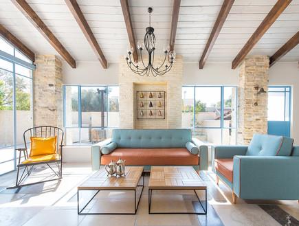 בתים בישראל, אייטם 13, עיצוב-מירית גוטמני