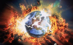 סוף העולם (צילום: Twitter/ZczZzcz)