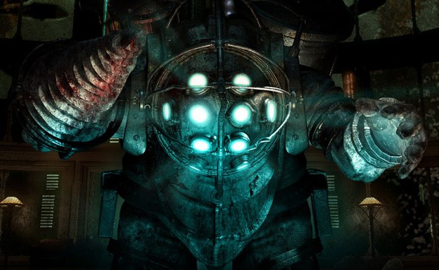 המשחק Bioshock (יח``צ: יחסי ציבור, Game In Mako)