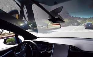 """אין יותר פקקים: עתיד התחבורה דווקא אופטימי (צילום: מתוך """"נקסט"""", קשת 12)"""