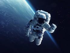 אסטרונאוט בחלל (אילוסטרציה: shutterstock)