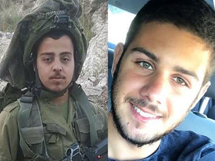 שני החיילים שנרצחו