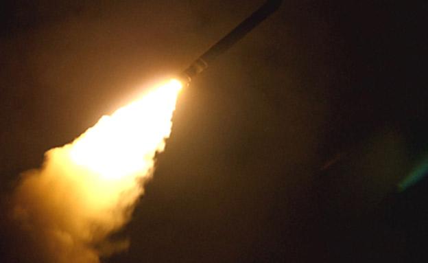 שיגור טיל על ידי האמריקנים (צילום: רויטרס)
