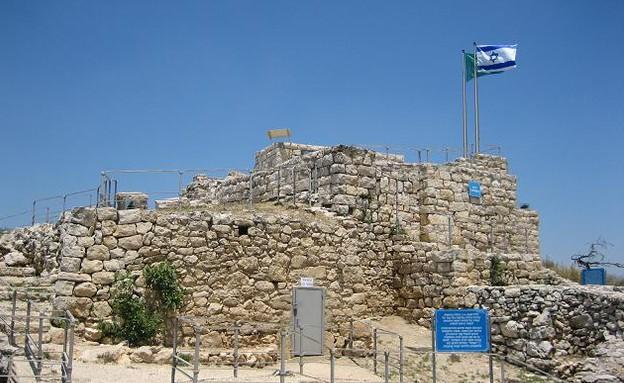 מצודת הקסטל (צילום: ויקיפדיה)