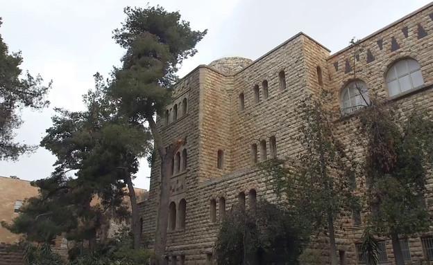 שיכון ובינוי מציגה - האוניברסיטה העברית (צילום: סולל בונה)