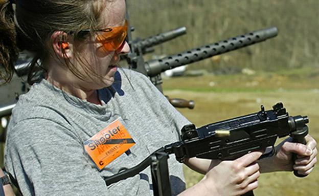 נשק עוזי (צילום: רויטרס)