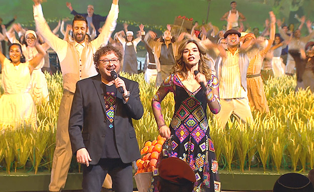 אורנה ומשה דץ התאחדו על הבמה
