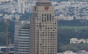 מלון לאונרדו סיטי טאוור (צילום: דן קינן, TheMarker)
