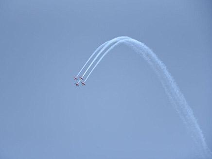 מטס חיל האוויר, היום