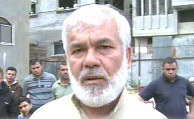 אביו של מוחמד אלבטש מהנדס חמאס שחוסל במלזיה