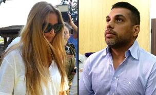 חג'בי ופאטל בבית המשפט, ארכיון (צילום: חדשות 2)