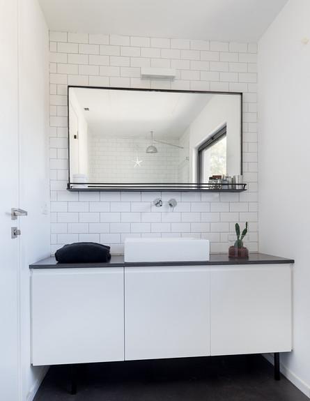 בית ברמת השרון, ג, עיצוב עילית גרינברג, חדר רחצה - 13