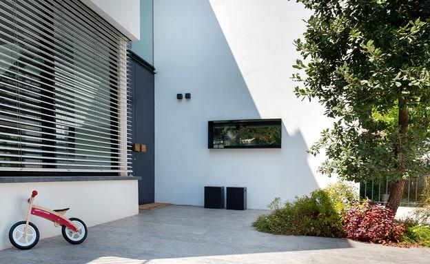 בית ברמת השרון, עיצוב עילית גרינברג, חוץ - 21 (צילום: גלית דויטש)