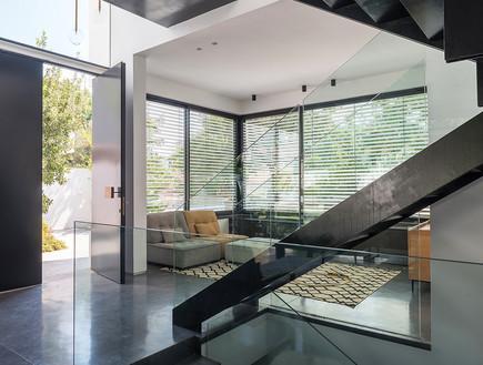 בית ברמת השרון, עיצוב עילית גרינברג, כניסה - 25