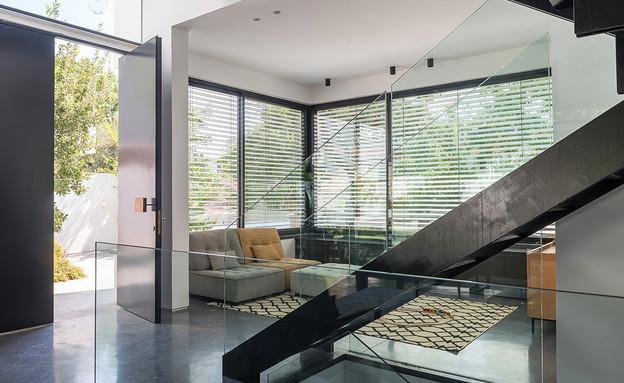 בית ברמת השרון, עיצוב עילית גרינברג, כניסה - 25 (צילום: גלית דויטש)