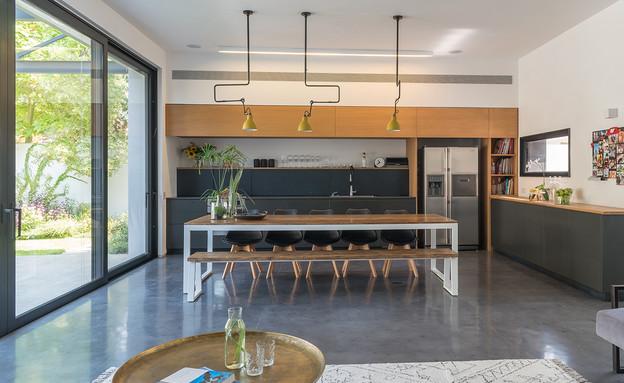 בית ברמת השרון, עיצוב עילית גרינברג, מטבח - 30 (צילום: גלית דויטש)