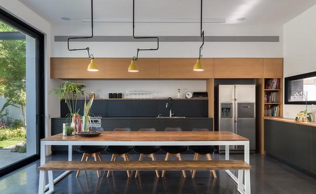בית ברמת השרון, עיצוב עילית גרינברג, מטבח - 31 (צילום: גלית דויטש)