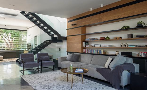 בית ברמת השרון, עיצוב עילית גרינברג, סלון - 5 (צילום: גלית דויטש)
