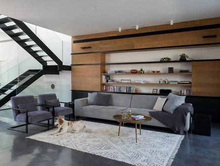 בית ברמת השרון, עיצוב עילית גרינברג, סלון - 26