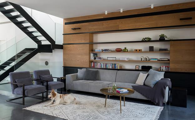 בית ברמת השרון, עיצוב עילית גרינברג, סלון - 26 (צילום: גלית דויטש)