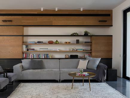בית ברמת השרון, עיצוב עילית גרינברג, סלון - 27