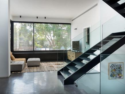 בית ברמת השרון, עיצוב עילית גרינברג, פינת ישיבה - 6