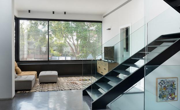 בית ברמת השרון, עיצוב עילית גרינברג, פינת ישיבה - 6 (צילום: גלית דויטש)