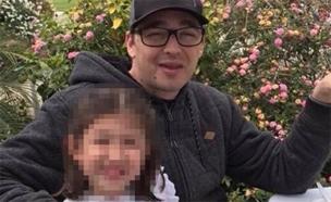 נרצח במהלך הארוחה, אנתוני מלי ובתו (צילום: CNN)