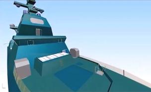 חיל הים חשף: שמות הספינות החדשות (צילום: דובר צה''ל )